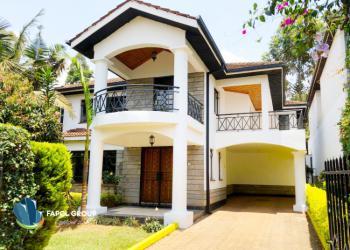 Lower Kabete Road, Villa, Westlands, Nairobi, House for Rent