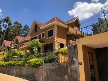 an Exquisite 4 Bedroom Townhouse with Sq in Red Hill 28m, Redhill, Kitisuru, Nairobi, Townhouse for Sale