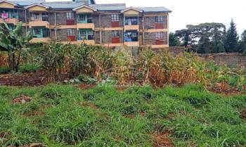 Commercial Flats Plot, Thogoto, Kikuyu, Kiambu, Commercial Land for Sale