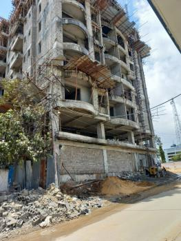 2/3 Bedrooms Upcoming Apartments Mombasa Cbd with All Rooms Ensuite, Majengo, Mombasa, Bedsitter (single Room) for Sale