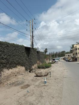 Quarter-acre Commercial Land Bamburi with a House,, Bamburi, Mombasa, Commercial Land for Sale
